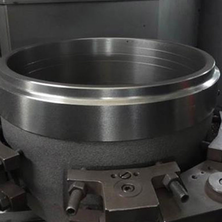 Turning Brake Drums with Slugger CBN Inserts